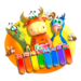 Baby Zoo Piano with Music for Toddlers and Kids MOD