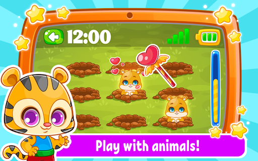 Babyphone amp tablet – baby learning games drawing mod screenshots 4