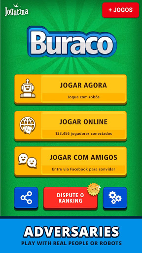 Buraco Canasta Jogatina Card Games For Free mod screenshots 3