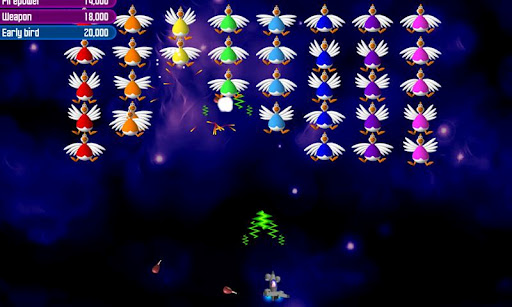 Chicken Invaders 2 mod screenshots 1