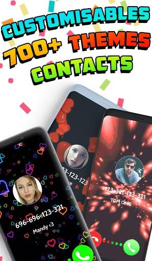 Color Screen Phone Call Flash Themes – Calloop mod screenshots 4