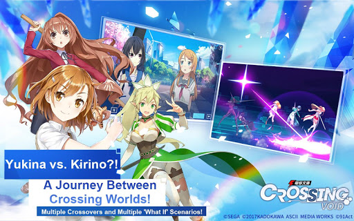 Dengeki Bunko Crossing Void mod screenshots 2
