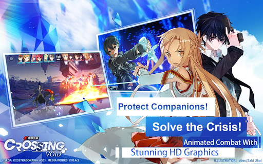 Dengeki Bunko Crossing Void mod screenshots 3