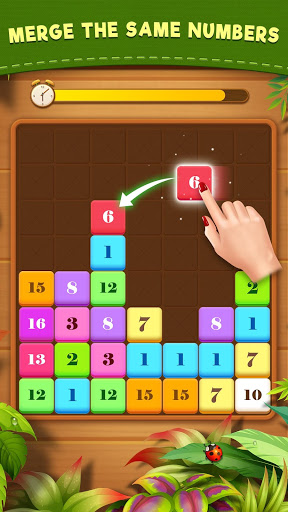 Drag n Merge Block Puzzle mod screenshots 1