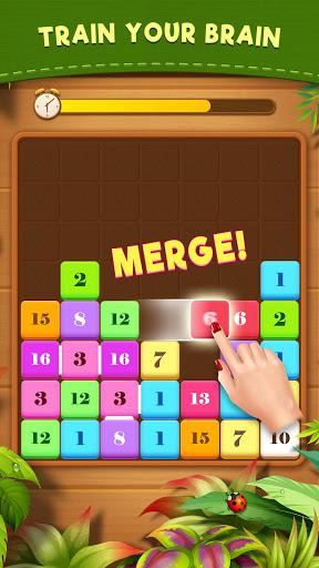 Drag n Merge Block Puzzle mod screenshots 2