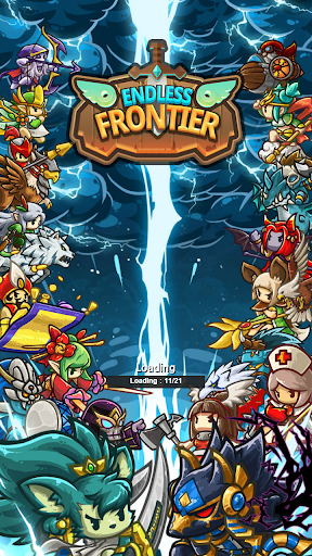 Endless Frontier – Online Idle RPG Game mod screenshots 1