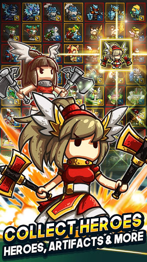 Endless Frontier – Online Idle RPG Game mod screenshots 4