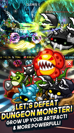 Endless Frontier – Online Idle RPG Game mod screenshots 5