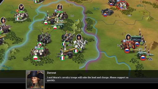 European War 6 1804 – Napoleon Strategy Game mod screenshots 1
