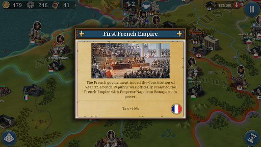 European War 6 1804 – Napoleon Strategy Game mod screenshots 3