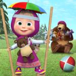 Free games: Masha and the Bear MOD