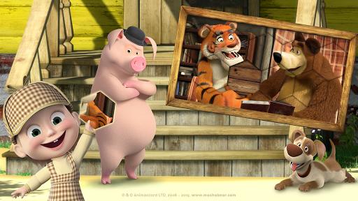 Free games Masha and the Bear mod screenshots 1