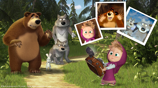 Free games Masha and the Bear mod screenshots 2
