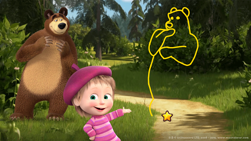 Free games Masha and the Bear mod screenshots 4