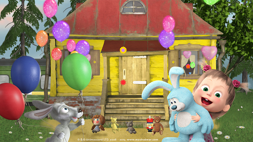 Free games Masha and the Bear mod screenshots 5