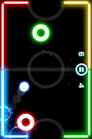 Glow Hockey 2 mod screenshots 1