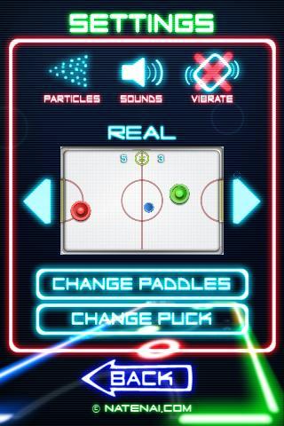 Glow Hockey 2 mod screenshots 3