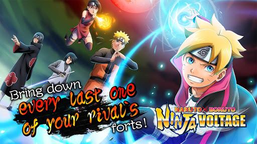 NARUTO X BORUTO NINJA VOLTAGE mod screenshots 1