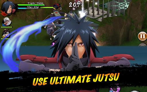 NARUTO X BORUTO NINJA VOLTAGE mod screenshots 3