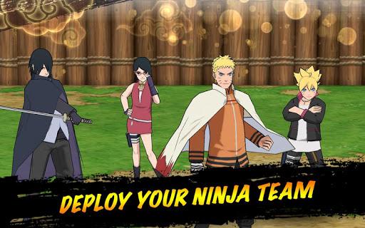 NARUTO X BORUTO NINJA VOLTAGE mod screenshots 5