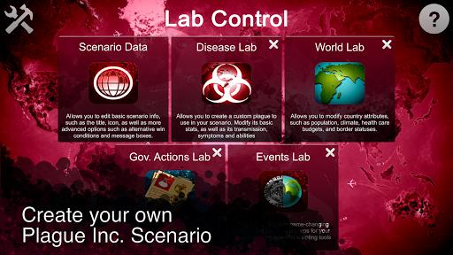 Plague Inc Scenario Creator mod screenshots 2