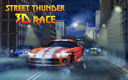 Street Thunder 3D Night Race mod screenshots 1