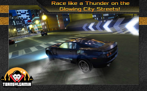 Street Thunder 3D Night Race mod screenshots 2