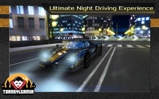 Street Thunder 3D Night Race mod screenshots 3