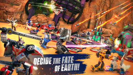 TRANSFORMERS Earth Wars mod screenshots 1