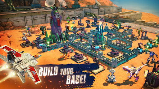 TRANSFORMERS Earth Wars mod screenshots 3