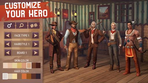 Westland Survival – Be a survivor in the Wild West mod screenshots 1