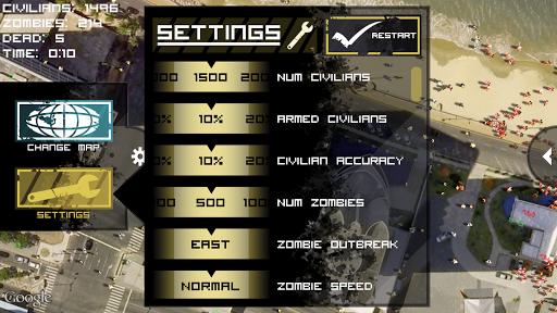 Zombie Outbreak Simulator mod screenshots 5
