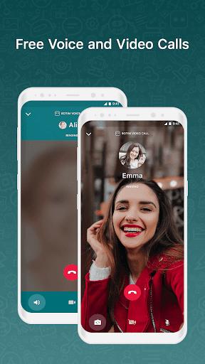 BOTIM – Unblocked Video Call and Voice Call mod screenshots 1
