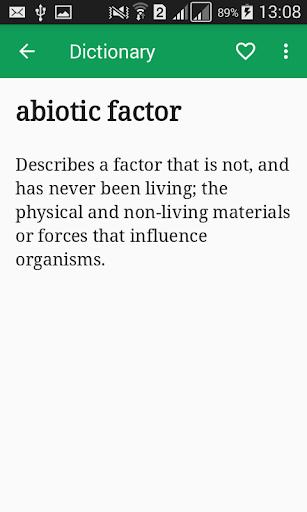 Biology Dictionary Offline mod screenshots 3