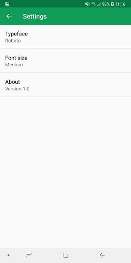 Biology Dictionary Offline mod screenshots 4
