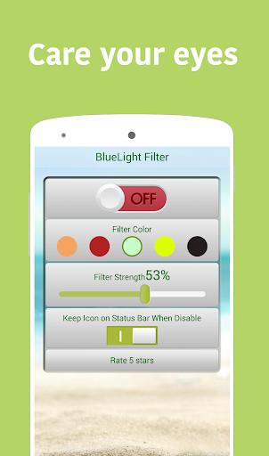 Bluelight Filter – Night Mode mod screenshots 1