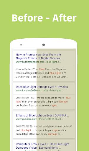 Bluelight Filter – Night Mode mod screenshots 2