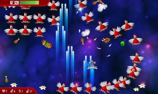 Chicken Invaders 3 Xmas mod screenshots 3