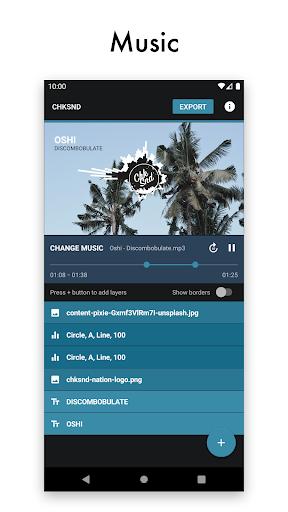 ChkSnd mod screenshots 1