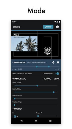 ChkSnd mod screenshots 3