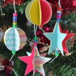 Christmas Ornament Ideas MOD