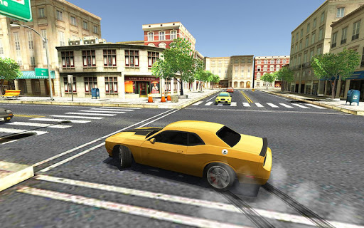 City Drift mod screenshots 1