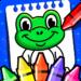 Coloring Games : PreSchool Coloring Book for kids MOD