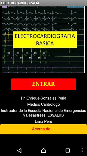 ELECTROCARDIOGRAFA BSICA mod screenshots 1