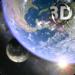 Earth & Moon in HD Gyro 3D Parallax Live Wallpaper MOD