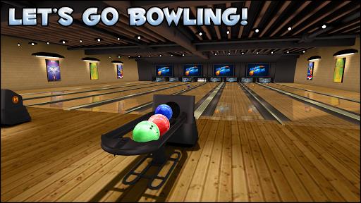 Galaxy Bowling 3D Free mod screenshots 1