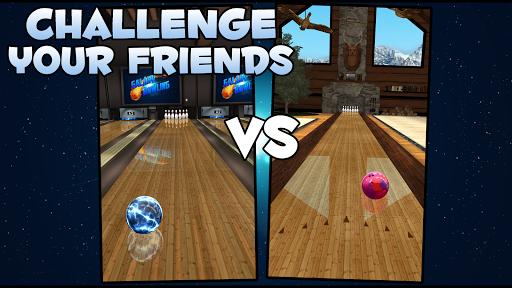 Galaxy Bowling 3D Free mod screenshots 2