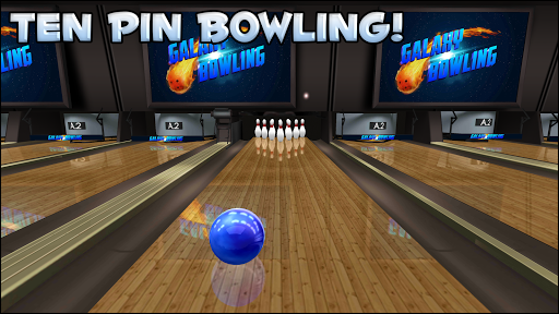 Galaxy Bowling 3D Free mod screenshots 3