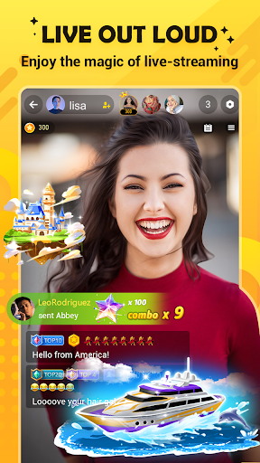 HAGO-Lets hang out Game Chat Live Among Us mod screenshots 4