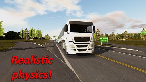 Heavy Truck Simulator mod screenshots 1